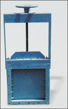Manual Slide Gate Valve