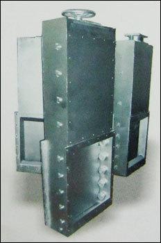 Manual Slide Gate Valve For High Temperature