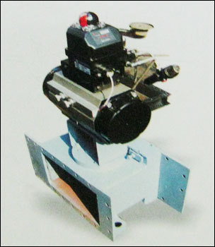 Pneumatically Operated Flow Control Gate