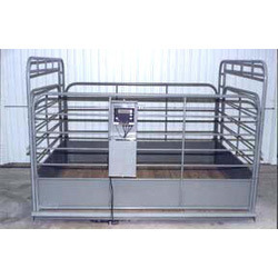 Portable Large Animal Weighing Scale