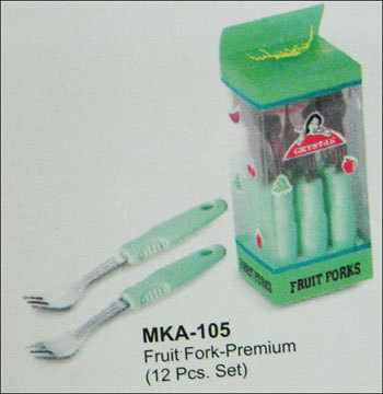 Premium Grade Fruit Fork - Mka 105