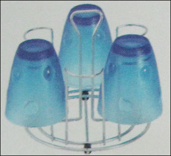 S.S. Glass Stand - Mka 910