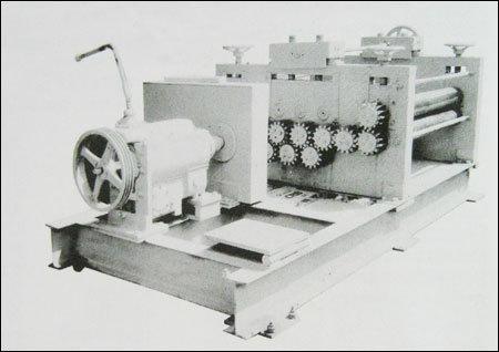 Sheet Metal Coil Straightening Machine