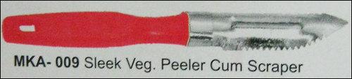 Sleek Veg. Peeler Cum Scraper - Mka 009