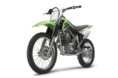 Dirt Bike (Kawasaki KLX140)