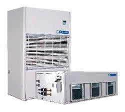Packaged AC and Ducted Split