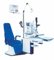 Refraction Ophthalmic Chair Unit
