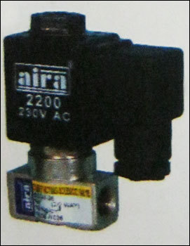 2/2- 3/2 Way Direct Acting Solenoid Valve