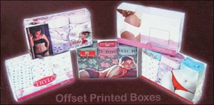Offset Printed Boxes