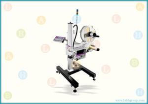 Print and Apply Case Labelling Machine