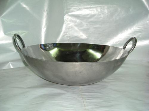 Stainless Steel Karahi