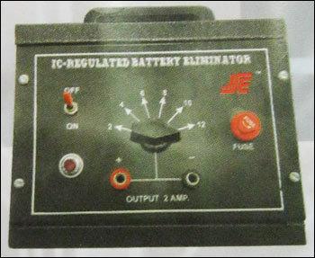 Ic Regulated Battery Eliminator