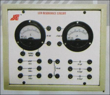 Lcr Resonance Circuit
