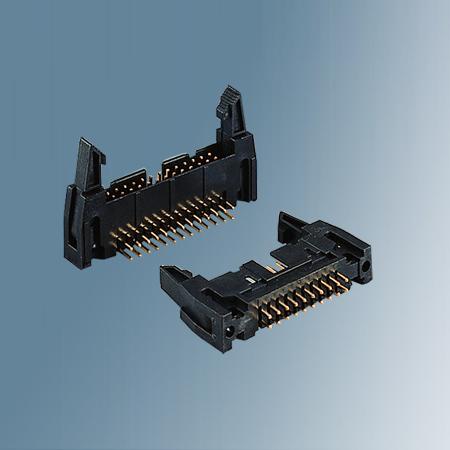 "R3000_PH 2.54mm(.100"") Box Header Connector"