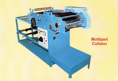 Multi Part Collator