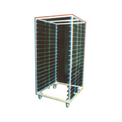 Rotary Rack Oven With Turn Table