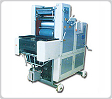 Deluxe Sheetfed Offset Machines