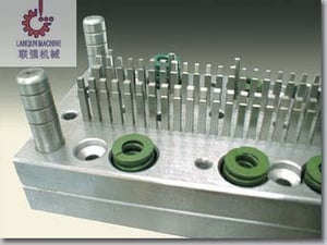 Perforating Mold For One Way Vision Film