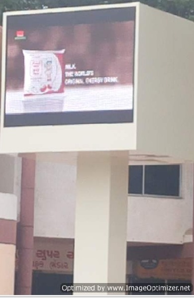 Advertising Digital Display Screen