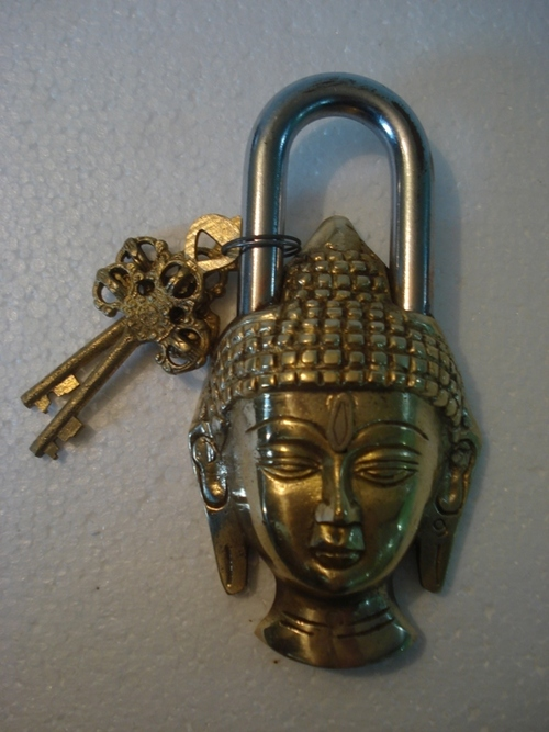 Brass Metal Lock