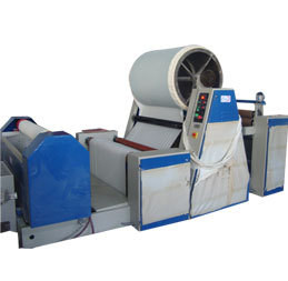 Fabric Releasing And Rewinding Machine