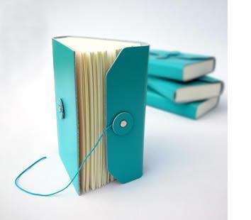 Handmade Printed Paper Diaries