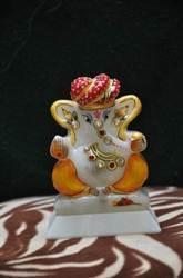 Marble Gift Ganesha