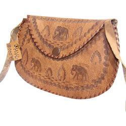 Hand Made Ladies Leather Bags