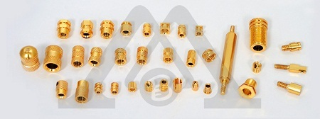 Brass Ultrasonic Inserts