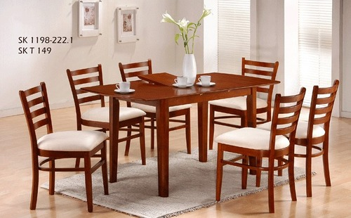 Elegant Dining Table Set At Best Price In Johor Bahru Johor Sern Kou Furniture Industries Sdn Bhd