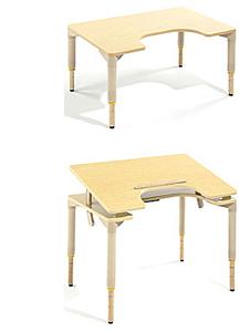 Large (E280) Multi-Desk