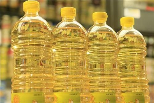Sunflower Cooking Oils