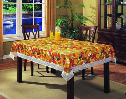 Vinyl PVC Table Covers