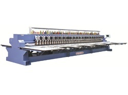 Embroidery Machine in  Metro Tower (Rr)