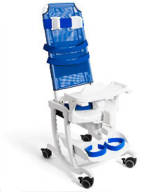 Large (E808) Rehab Shower/Commode Chair System