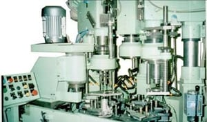Rotary Indexing Special Purpose Machine