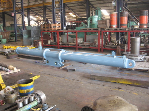 Hydraulic Cylinder Free Inspection Service