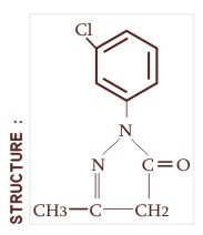 (M.Chloro). Phenyl 3-Methyl 5-Pyrazolone. (Mcpmp)