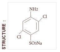 2.5 Dichloro Aniline 4-Sulfonic Acid (Sod.Salt)