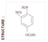 3-Nitro Para Phenitidine