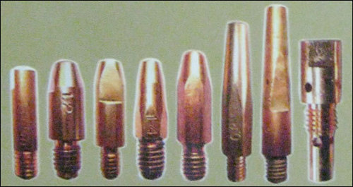 Mig Welding Contact Tips