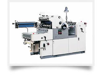 Both Side Paper Printing Machine