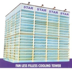 Fanless Fills Cooling Tower