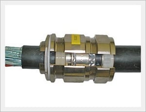 Armoured Electrical Cable Gland