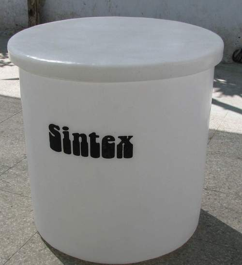Open Top Chemical Tank