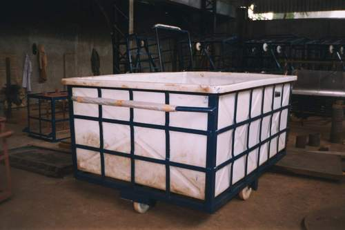 Processing Trolley Container