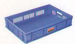 Handled Plastic Crate