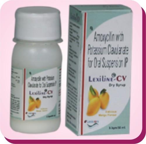 Lexiline-Cv 228.5 Dry Syrup