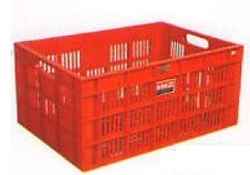 Plastic Fishing Crate