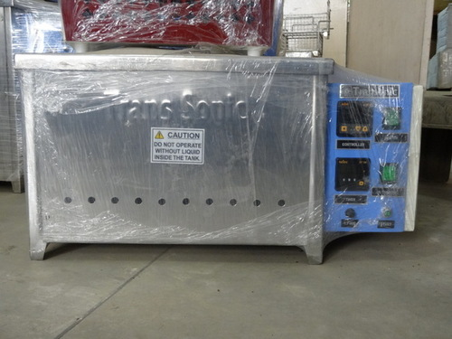 Ultrasonic Cleaning Mahcine in  6-Sector